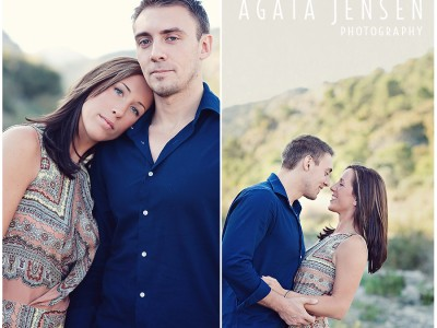 Rachel and Darren. Engagement Session. Costa del Sol.