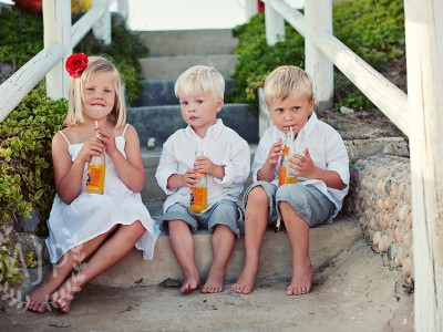 The Kangas Family. Family Photo Session. Costa del Sol, Spain.