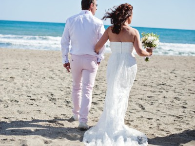 Kristel and Gert. Wedding in Benalmadena. Spain. Vincci Seleccion Aleysa Hotel Boutique & Spa.