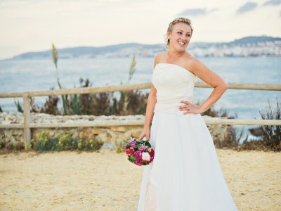 Elena & Bram. Finca Cortesin Wedding.