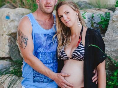 Emma & Alex. Maternity Session. Costa del Sol. Spain