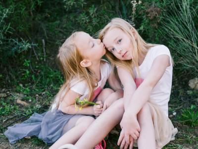 Amelka & Madzia. Children Photographer. Marbella.