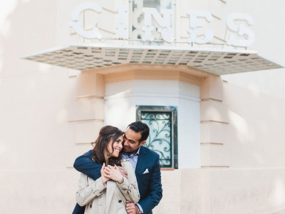 Anahita and Ali. Engagement Session. Malaga.