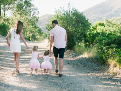 The Thornleys. Family Photo Session. Marbella.