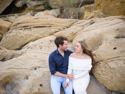 Louisa & Jonathan. Engagement Session. Marbella.