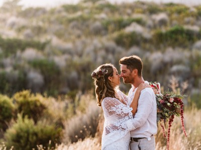 Ella & Sam. Wedding in Cortijo Rosa Blanca. Spain.