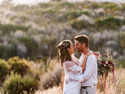 Ella & Sam. Wedding in Cortijo Rosa Blanca. Spain.
