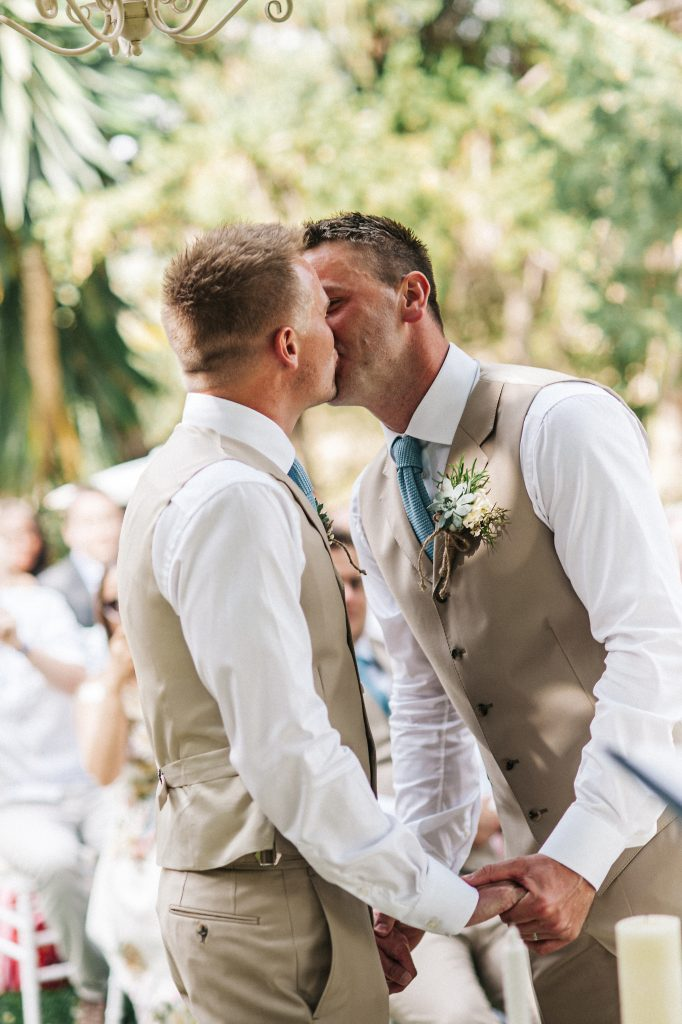 same sex wedding marbella