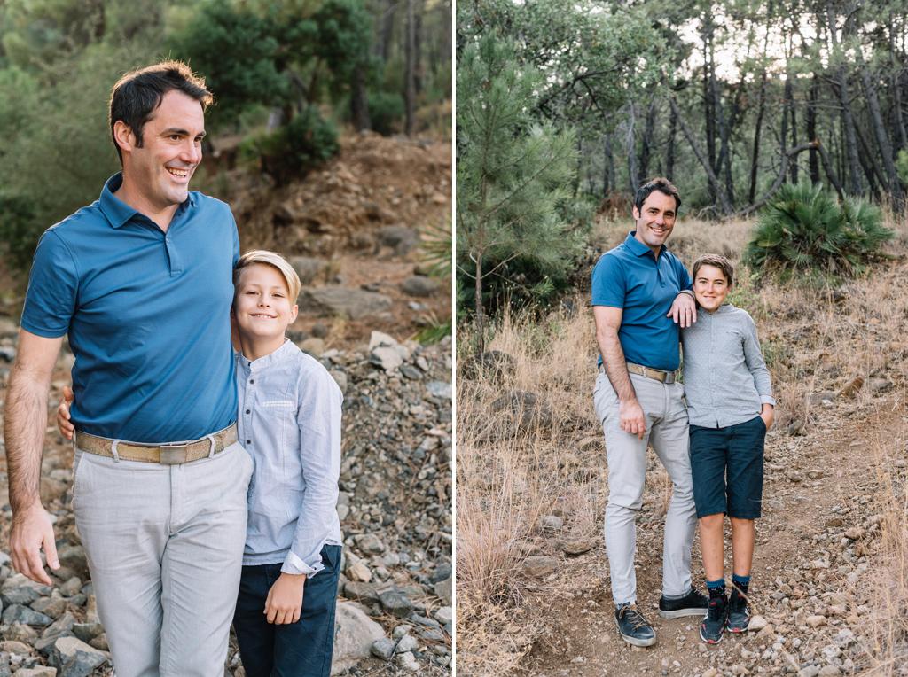 family photo session benahavis